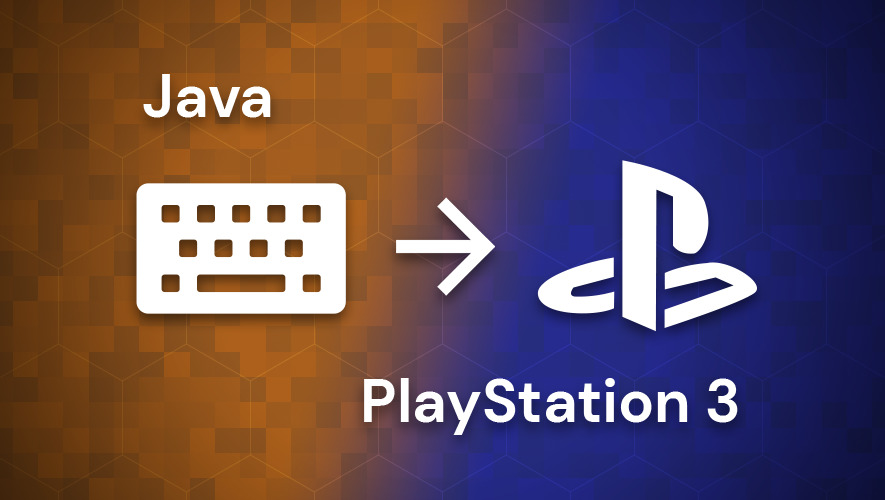 Convert a Minecraft World From Java to PlayStation 3